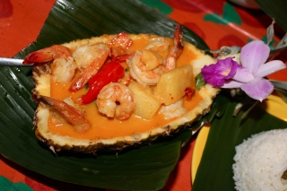 Thai food Paraty