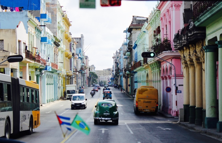 First Impressions of Cuba